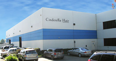 Cinderella Hair Building