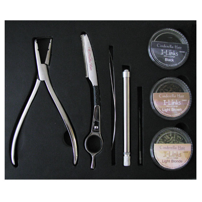 I-Hair®/Cinderella Hair® Strips Tool Package