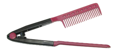 Hair Straightening and Styling Comb