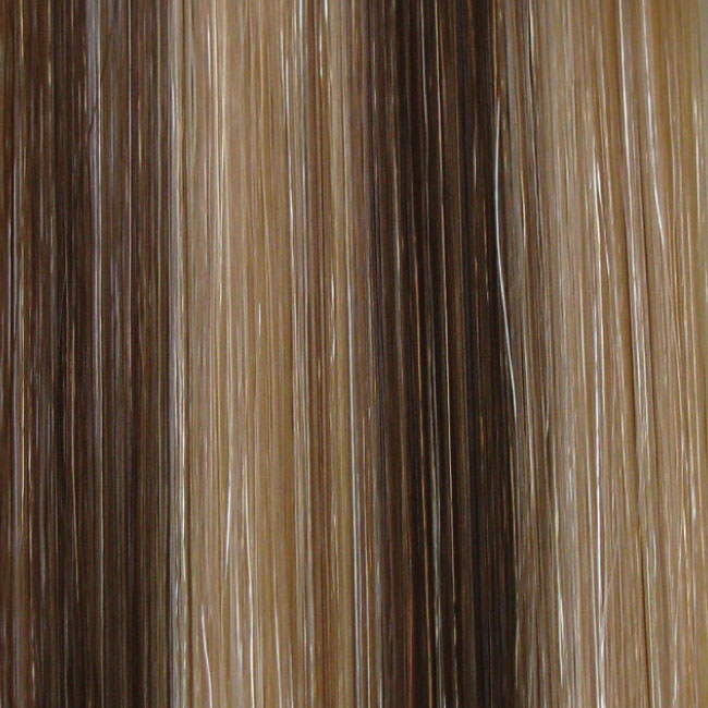 "CINDERELLA HAIR® STRIPS DRIFTWOOD #4/14 18"" (45cm) MEDIUM TEXTURE BW"