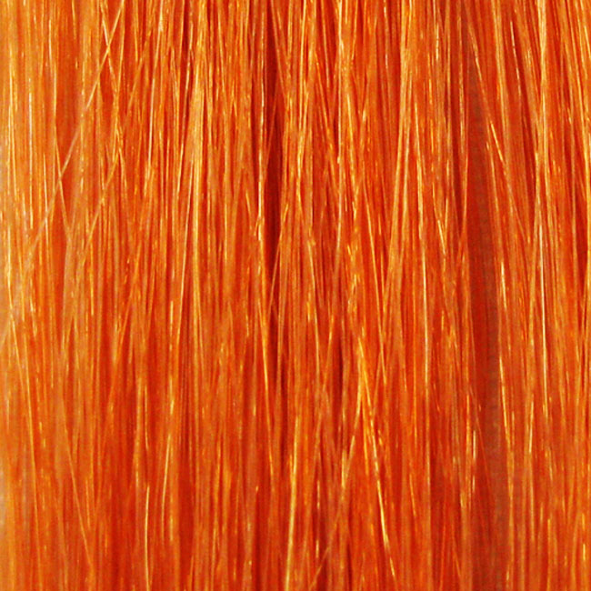 "CLASSIC BOND FANTASY BRIGHT ORANGE 20"" (50cm) MEDIUM TEXTURE ST"