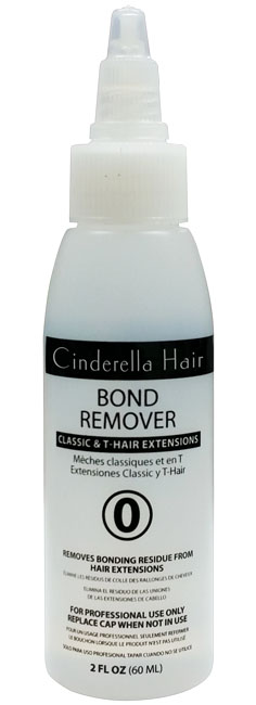 CINDERELLAHAIR BOND REMOVER FOR CLASSIC AND T-HAIR® EXTENSIONS 2 FL OZ