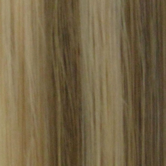 "CINDERELLA HAIR® STRIPS SANDY BEACHES #18/22-JUST PLATINUM 22"" (55cm) MEDIUM TEXTURE BW"