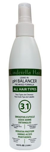 PH BALANCER PRE MIXED FORMULA 8.5 FL OZ