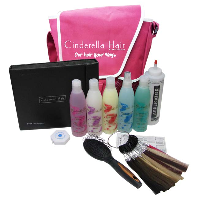 Welcome To Cinderella Hair Extension